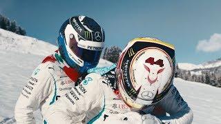 F1 Winter Break: Holy Snowman
