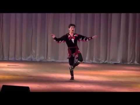 Шуточный башкирский танец Ҡара тауыҡ