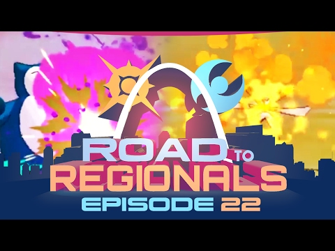EPIC PLAYS!! Live Road to Regionals VGC 2017! Episode 22 - Pokemon Sun and Moon