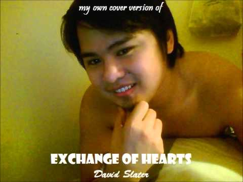 EXCHANGE OF HEARTS- cover version by MOBY KEN CRAWFORD