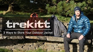 3 Ways to Store Your Outdoor Jackets