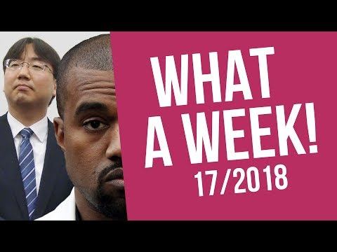 What a Week! 17/2018: Think it, type it, tweet it, makes us question, what is, going, on now?