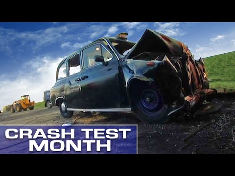 Crash Test Month: London Black Taxi