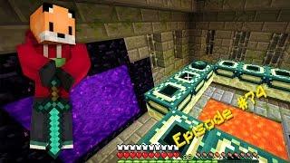 Minecraft - NETHER NETWORK - Foxy's Survival World [74]