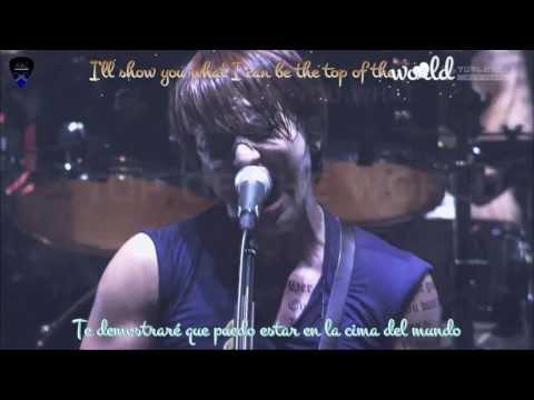 CNBLUE - One Time - English Version [Sub Eng + sub español + karaoke]