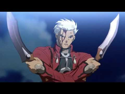 Fate/Stay Night Archer vs Berserker FINAL