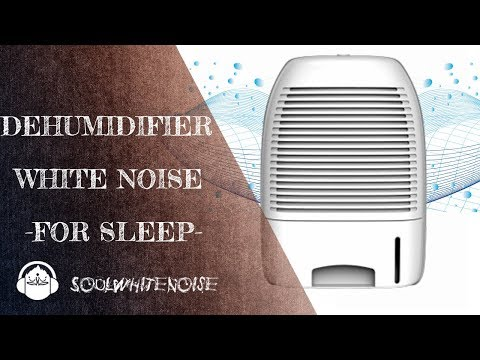 Dehumidifier White Noise To Fall Asleep In Seconds | Sleep Like A Pro