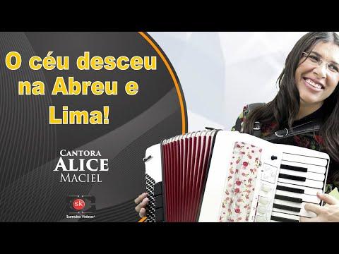 Cantora Alice Maciel - COMADALPE 2014