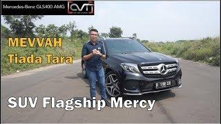 CVT Review #23: Mercedes-Benz GLS 400 AMG Indonesia | SUV TERMEWAH |