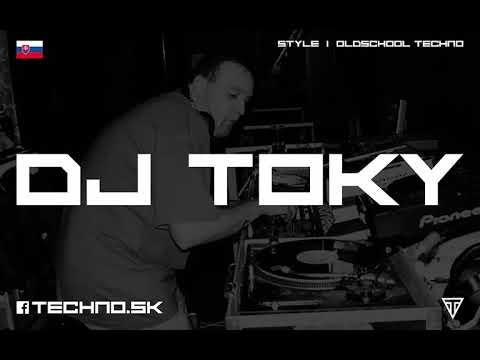 DJ TOKY ( RUMENIGE ) - LIVE TOVARNA - JILEMNICE - RADIO SHOW - SLOVAKIA - 13.4.2005