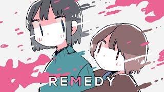 tiffi & city girl - remedy (lyrics)