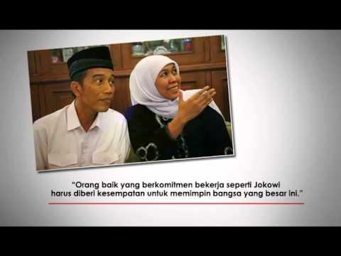 Jokowi Umroh Feat Sholawat Bersama Hj Khofifah Indar Parawansa