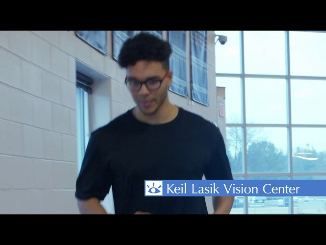 Glasses and Active Lifestyle Commercial | Keil Lasik