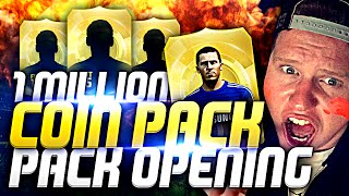 FIFA 15 | LOOKING FOR IF ST RONALDO?! 1 MILLION COIN PACK OPENING Thumbnail
