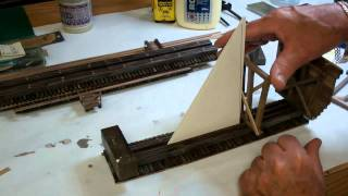 Part 5: Assembling The Bents On A Template And Installing Them By Lex Parker