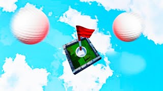 IMPOSSIBLE PRECISION HOLE IN ONE! (Golf It)