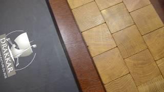 Обзор деревянных панелей Drakkar