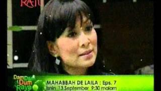 Video Promo Marhabbah De Laila - Eps 7 (Ratu) @ Tv9! (13/9/2010) download MP3, 3GP, MP4, WEBM, AVI, FLV Desember 2017