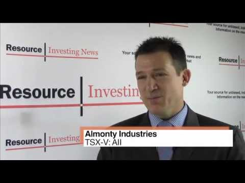 Almonty Industries (TSXV:AII) CFO and Director Dennis Logan Interview with INN