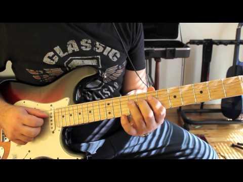 How to play Stop by Joe Bonamassa part 1