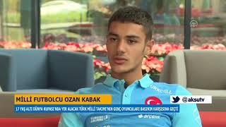 Türk Milli Takımı'nın Genç Oyuncuları Basının Karşısına Geçti