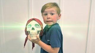 The Skull of Doom 2 - Teleportation