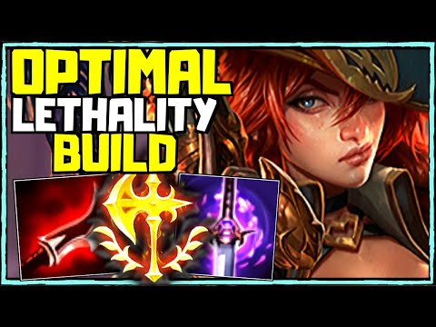 The BEST Way To Play LETHALITY Miss Fortune   League Of Legends (Season 10)