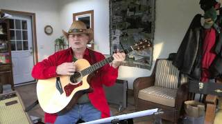 608 - Ray Peterson - Tell Laura I Love Her - cover by 44George