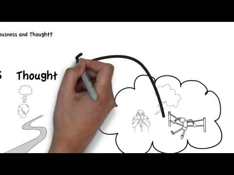 Three Principles by Sydney Banks - Animated by CoachCafe.no