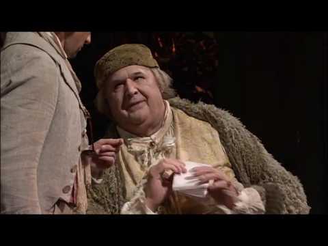 Gaetano Donizetti, Don Pasquale, John Del Carlo & Mariusz Kwiecien - Duet Malatesta & Don Pasquale.