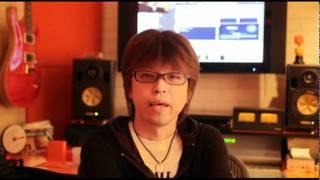 """作曲家の遠藤浩二さんからメッセージをいただきました!キーボード・マガジン2011年SUMMER号、""""匠の履歴書""""のコーナーに登場しています。"""