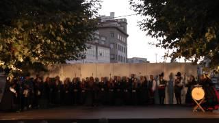 Galician folk song: Foliada de Monforte