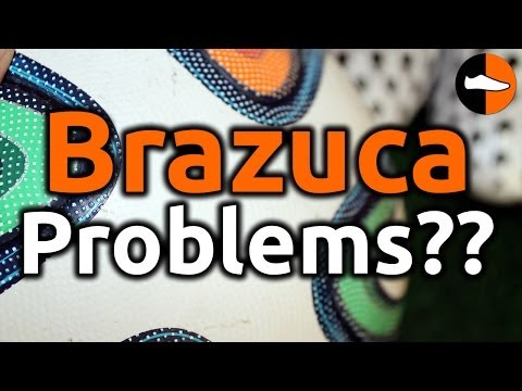 One Problem With The Brazuca!
