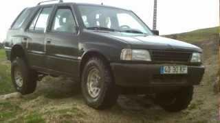 Opel Frontera 2.3 TD TT Braga