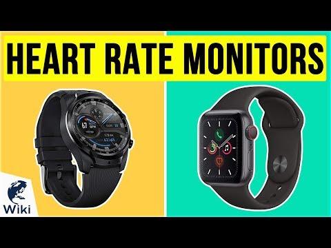 10 Best Heart Rate Monitors 2020