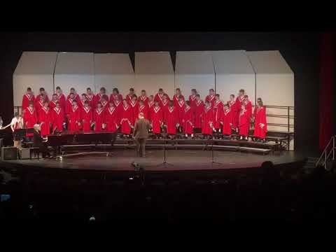 What makes you beautiful cover by the North Scott High school bass clef chorus
