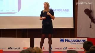 10. MEC Business Seminar   Saruhan Doğan ve Sinem Çoğun (Finansbank)