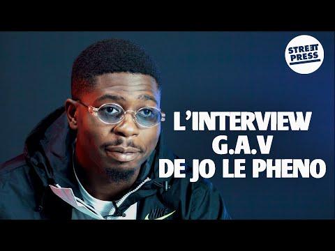 Youtube: L'interview G.A.V de Jo Le Pheno