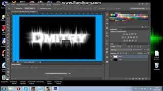 Урок в Photoshop CS6. Как сделать логотип