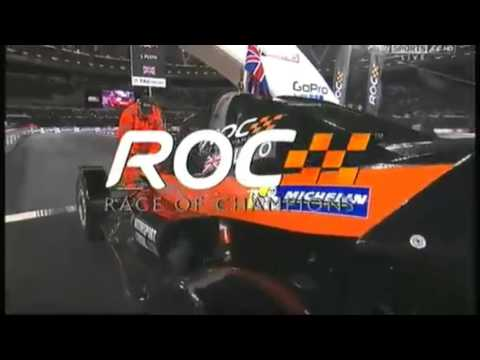 Race of Champions 2015 - Jason Plato vs Tom Kristensen (Mr LeMans)