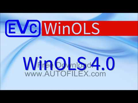 How To Use Winols