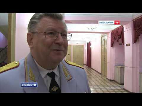 Академический ансамбль песни и пляски внутренних войск МВД в Евпатории