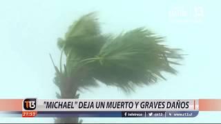 Poderoso huracán azota Florida