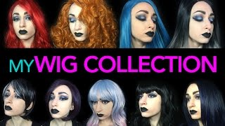 Gettin' Wiggy With It! (Wig Collection/Review)