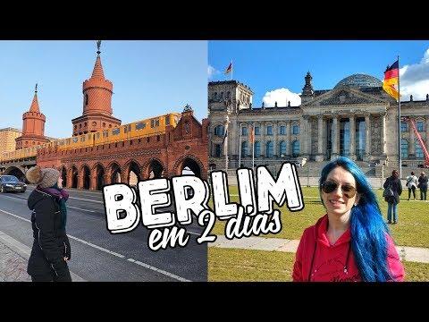 BERLIM EM 2 DIAS: O MELHOR DA CAPITAL ALEMÃ