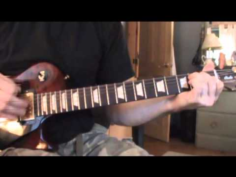 Aerosmith - Crazy: Guitar Lesson (part one) - YouTube