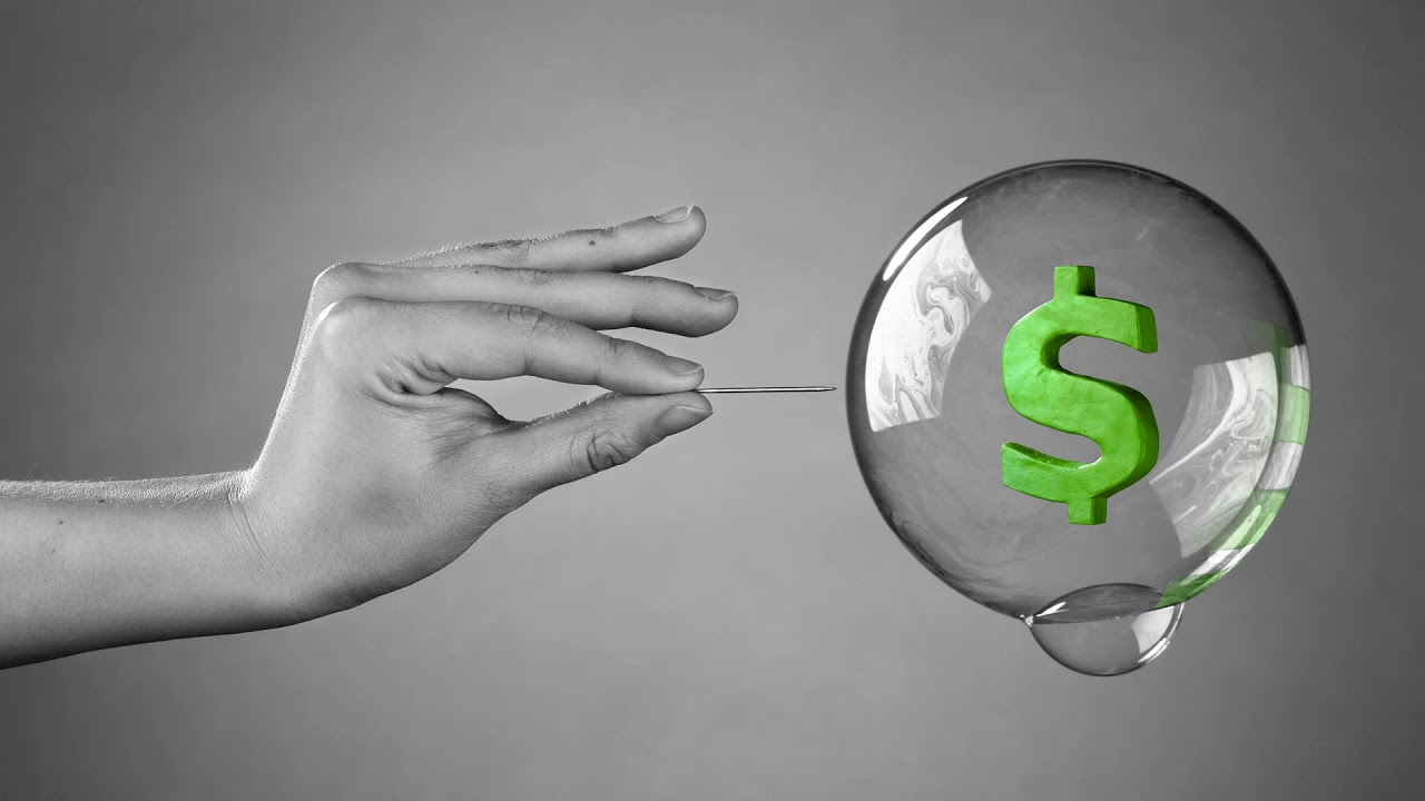 bubble economy When economic bubbles burst, recessions often follow: in 2001 it was dot-com stocks, in 2007 it was homes and mortgage-backed securities today, some economists are sounding the alarm about.