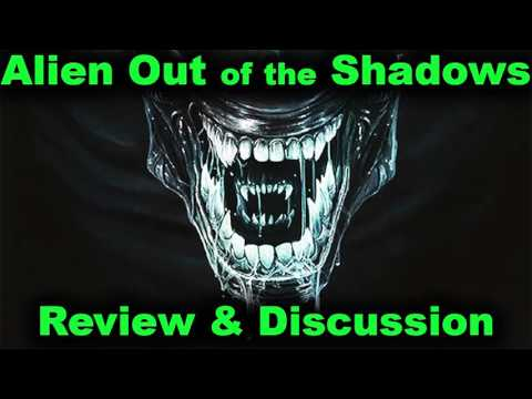 Alien Out of the Shadows Book Review (podcast)/Audio Drama Comparison/Universe Discussion
