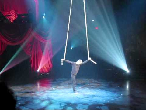 Montreal Travel: A Great Circus Show at La Tohu