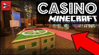 Ghé Thăm Sòng Casino Tại Server Minecraft Towny Vinamine - IP : mc.vinamine.net | MK Gaming